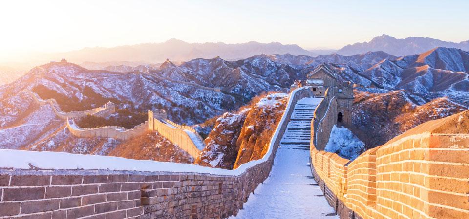 Cartina Climatica Cina.Quali Sono Le Temperature E Il Clima Della Cina