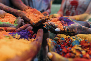 Holi Festival India, come si celebra la festa dei colori | Allianz Global Assistance