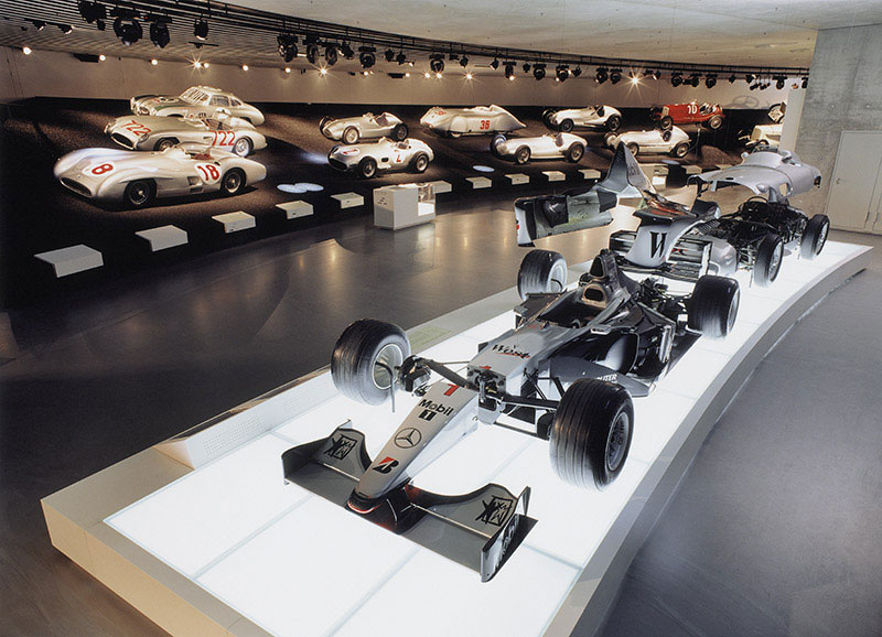 Motori in mostra: i 9 musei a quattro ruote più belli del mondo | Allianz Global Assistance
